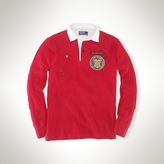 Polo Ralph Lauren Big & Tall Classic Patch Jersey Rugby