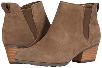 Blondo Vance Waterproof Bootie (Black Suede) Women's Boots