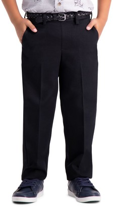 Haggar Boys 4-7 Premium No-Iron Khaki Pants