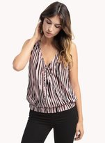 Ella Moss Cypress Mixed Stripe Tank