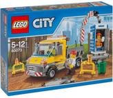 Lego City Service Truck