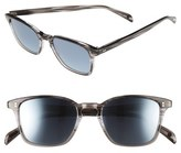 Salt Men's Murdock 51Mm Polarized Sunglasses - Asphalt Grey