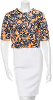 Missoni Printed Crop Top