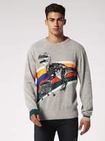 Diesel Sweaters 0JAPQ - Grey - L