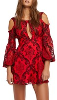 Free People Women's Want To Want Me Minidress
