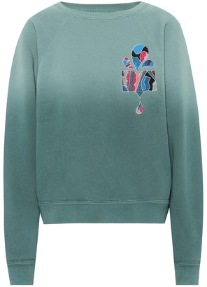 Isabel Marant Belem cotton-blend sweatshirt