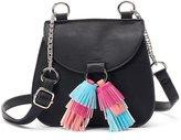 Candies Candie's® Cici Flap Saddle Bag