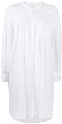 Etoile Isabel Marant Plana oversized shirt dress