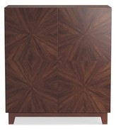 Williams-Sonoma Williams Sonoma Starburst Bar Cabinet