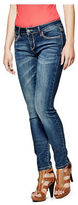 G by Guess GByGUESS Women's Sienna Curvy Skinny Jeans in Dark Wash