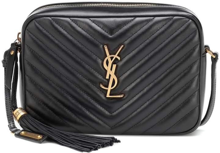 1ac1812885 Lou Camera leather crossbody bag