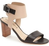 Via Spiga 'Wiley' Block Heel Sandal (Women)
