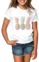 O'Neill Toddler Girl's Atomic Pineapple Graphic Tee