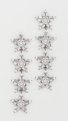 Theia Astra 4 Tier Drop Earrings
