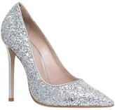 Carvela Alice Stiletto Heeled Court Shoe, Glitter