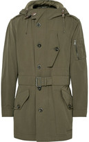 Ralph Lauren Purple Label Gifford Water-Repellent Cotton-Blend Twill Jacket