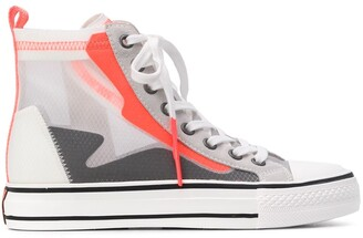 Ash Gasper high-top sneakers