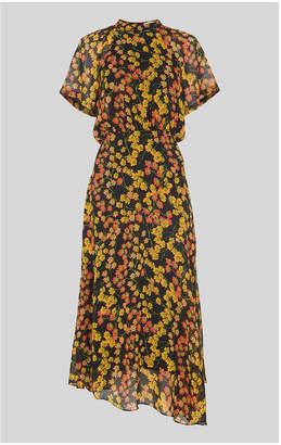 Whistles Daisy Print Stine Dress