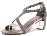 Django & Juliette Glimpse Pewter/Light Grey Suede