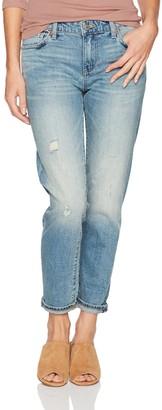Lucky Brand Women's Mid Rise Sienna Slim Boyfriend Jean