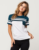 Element Redwood Womens Pocket Tee