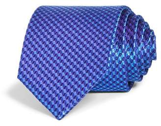 Bloomingdale's The Men's Store at Geometric Cube Silk Classic Tie - 100% Exclusive