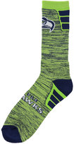 For Bare Feet Seattle Seahawks Jolt Socks