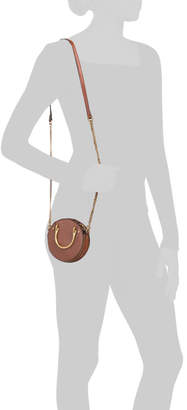 Made In Spain Pixie Mini Leather Crossbody