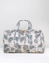 Herschel Novel Duffle Bag 42.5l In Palm Print