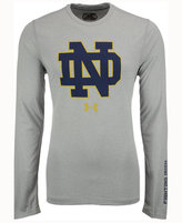 Under Armour Men's Notre Dame Fighting Irish Tech Long-Sleeve T-Shirt