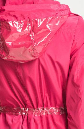 Betsey Johnson Long Hooded Anorak (Online Only)