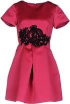 P.A.R.O.S.H. Short dresses - Item 34745428