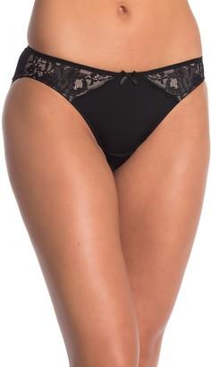 Parfait Lace Back Cutout Bikini Panty