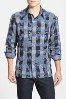 Robert Graham Danceteria Multi Print Long Sleeve Tailored Fit Shirt