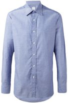 E. Tautz classic button down shirt - men - Cotton - 15