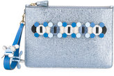 Anya Hindmarch Circulus large pouch - women - Leather - One Size