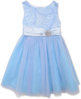 Rare Editions Blue Cinderella Party Dress, Toddler & Little Girls (2T-6X)