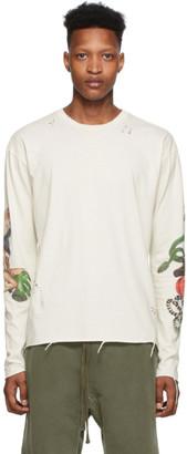 Alchemist Off-White Amazonia Long Sleeve T-Shirt