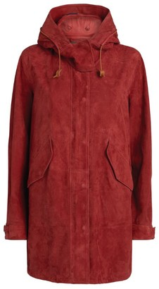 Loro Piana Richie Technical Suede-Treated Jacket