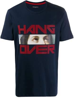 Frankie Morello printed slogan T-shirt
