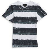 Diesel Painted Stripe T-Shirt