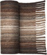 Johnston & Murphy Marled Stripe Scarf