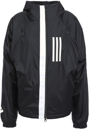 adidas Printed Shell Hooded Track Jacket