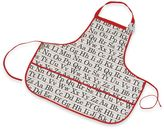 SugarBooger by o.r.e Kiddie Apron in Vintage Alphabet