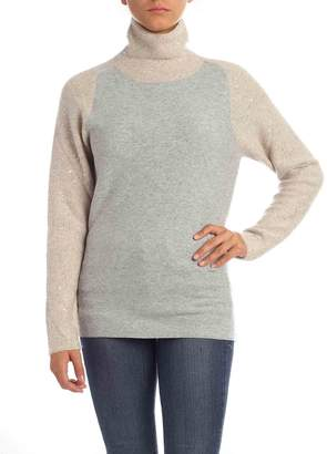 Fabiana Filippi High Neck Jumper