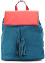 Deux Lux Women's Cortina Backpack -Red/Blue