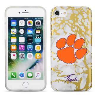 Unbranded Clemson Tigers Marble iPhone 6/6s/7/8 Case