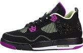 Jordan Nike Kids Air 4 Retro 30th GG Basketball Shoe 6 Kids US