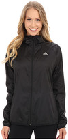 adidas 3-Stripes Hooded Woven Jacket