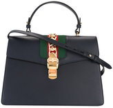 Gucci medium Sylvie tote - women - Calf Leather - One Size